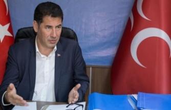 Eski MHP Iğdır Milletvekili Sinan Oğan, Cumhurbaşkanı adayı olacağını açıklayarak tek bir şart koştu