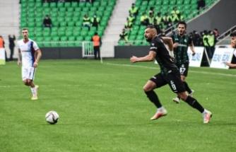 TFF 2. Lig: Sakaryaspor: 0 - Hekimoğlu Trabzonspor: 0