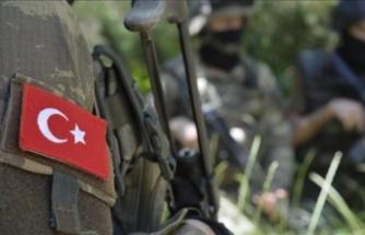 Tunceli'de devam eden Eren-7 Operasyonu'nda bir asker şehit oldu, 2 terörist öldürüldü