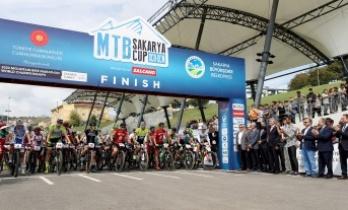 Sakarya'nın ev sahipliği yaptığı UCI MTB Cup Yarışları'nı Dünya yakından takip edecek!
