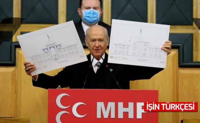 MHP Genel Başkanı Devlet Bahçeli TBMM Grup Toplantısı'nda Şehidimiz Selim Gedik'i Andı
