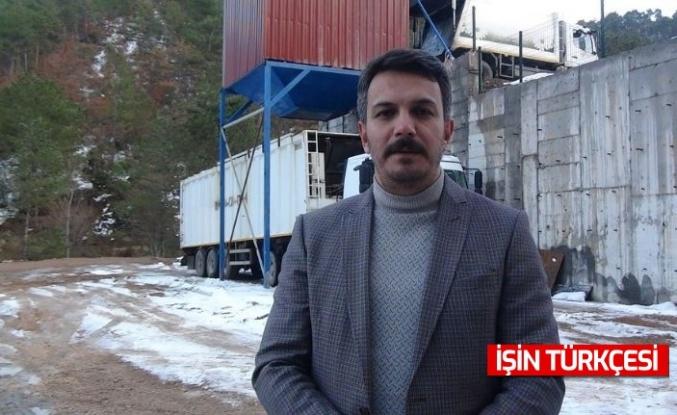 """Taraklı Belediye Başkanı İbrahim Pilavcı: """"Katı atık aktarım istasyonumuz İlçemize hayırlı olsun"""""""
