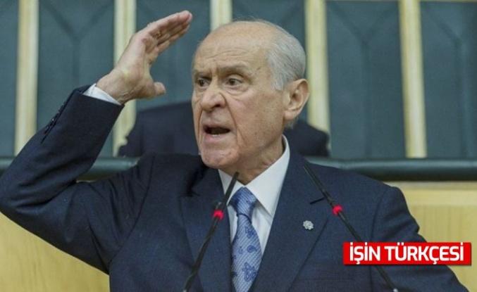 Devlet Bahçeli'den MHP Grup Toplantısında Önemli Açıklamalar