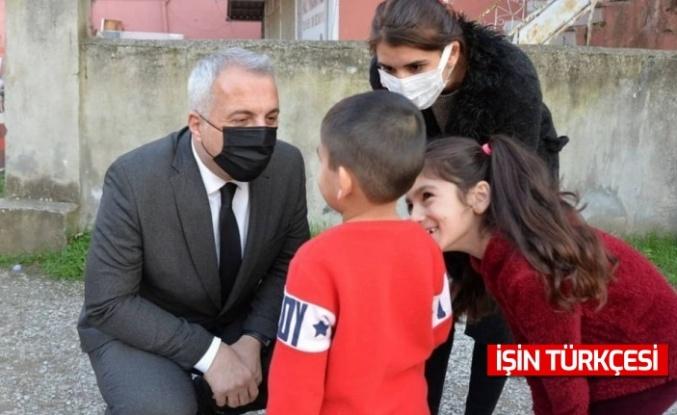 Hendek Belediye Başkanı Turgut Babaoğlu Vatandaşı Dinliyor