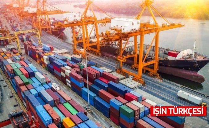 İhracat yüzde 2,3 arttı, ithalat yüzde 5,9 azaldı