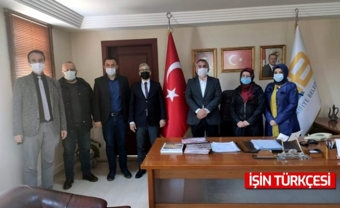 MHP Arifiye İlçe Başkanı Ferit Şekerli'den Nezaket Ziyareti