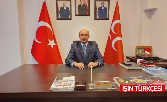 MHP Adapazarı İlçe Başkanı Recep Usta'dan Kadir Gecesi Mesajı