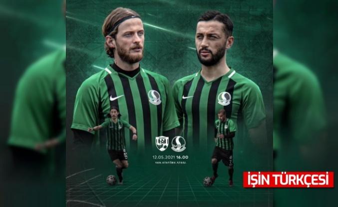 Sakaryaspor, Misli.com 2. Lig Play-Off Çeyrek Final ilk maçından galip ayrıldı