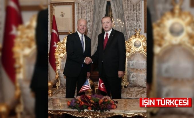 """Biden ve Erdoğan önümüzdeki hafta """"önemli farklılıkları"""" ele alacak"""