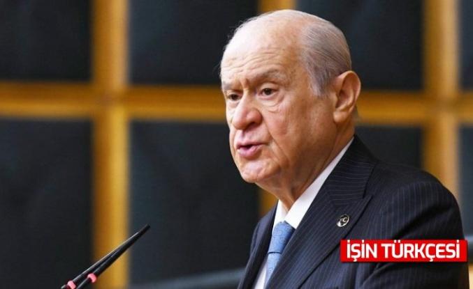 Devlet Bahçeli'den HDP'ye saldırıyla ilgili açıklama