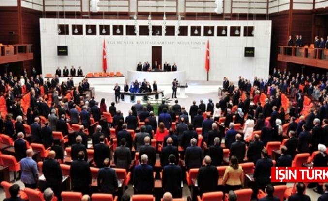 Meclis'te bu hafta ceza infaz kurumlarına ilişkin düzenlemeler