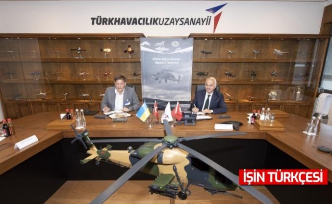 TUSAŞ, Ağır Sınıf Taarruz Helikopteri'nin motoru için Ukrayna'yı seçti