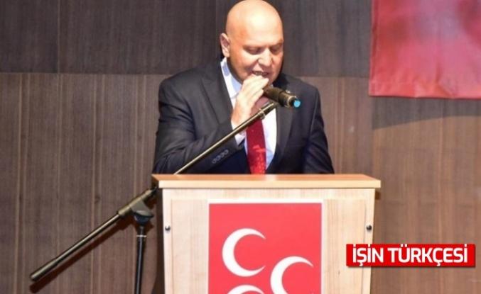 MHP Sapanca ilçe Teşkilat Başkanı Gökhan Alemdar'ın acı günü