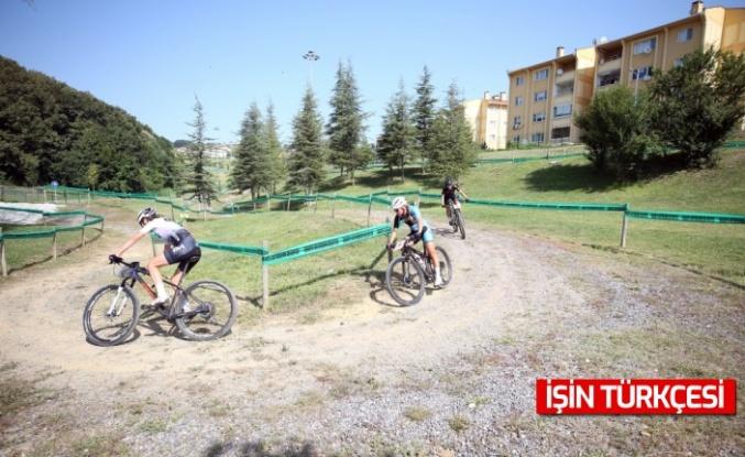 Uluslararası Sakarya MTB Cup, Ayçiçeği Bisiklet Vadisi'nde başladı!