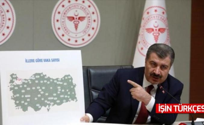 22 bin 898 kişinin Kovid-19 testi pozitif çıktı, 91 kişi hayatını kaybetti