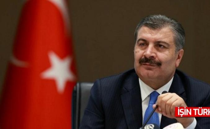 Sağlık Bakanı Fahrettin Koca Bilim Kurulu toplantısı sonrası yazılı açıklama yaptı