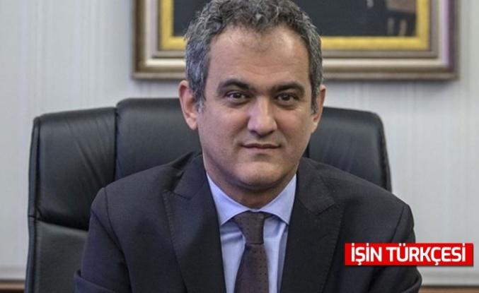 Yeni Milli Eğitim Bakanı Özer'den yüz yüze eğitim açıklaması