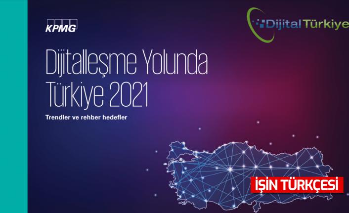 Dijital Türkiye Platformu ''Dijitalleşme Yolunda Türkiye Raporu'nu'' Yayınlandı