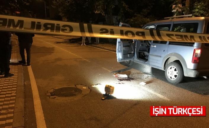 Sakarya'da silahlı kavgada bir yaralı
